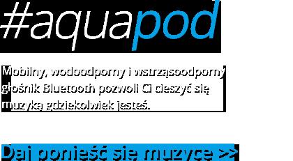 Boompods - Aquapod