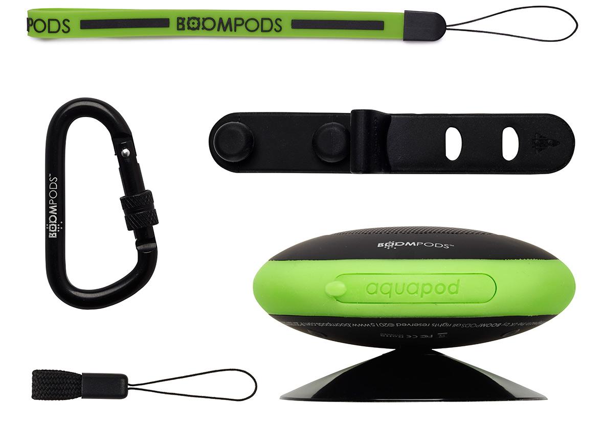 Boompods - aquapod Zestaw akcesoriów