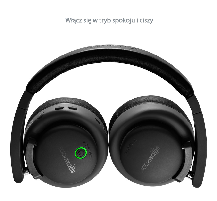 Boompods Podsumowanie - Noise Cancelling